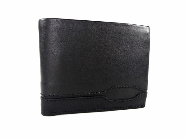 "Leather Wallet ""G. P. MITCHELL"""