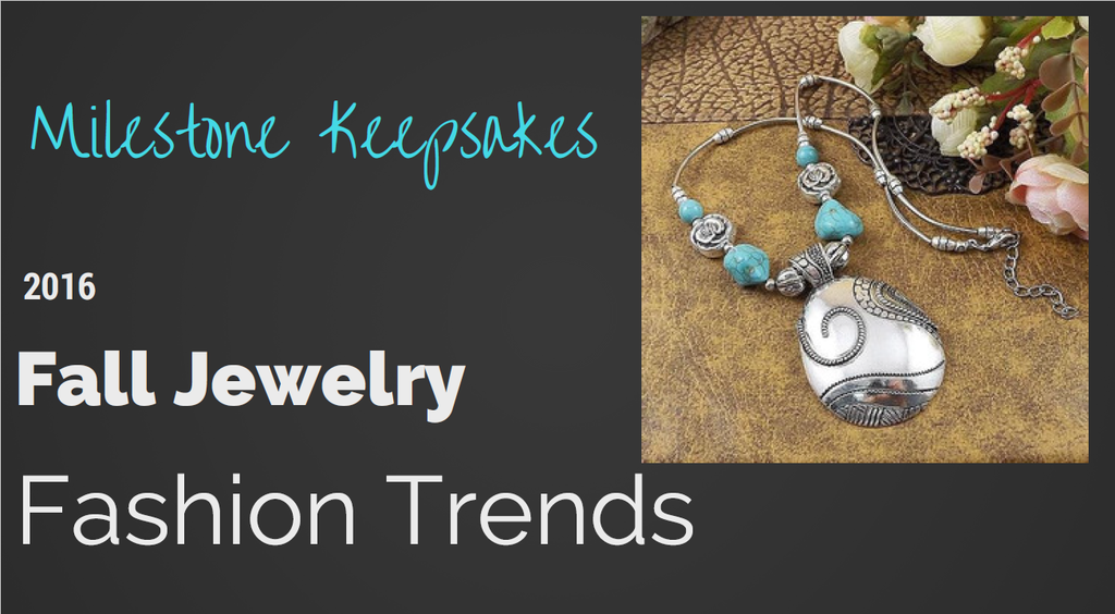 2016 Fall Jewelry Fashion Trends:  Looks From The Runway to Your Door
