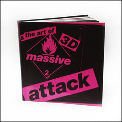 3D AND THE ART OF MASSIVE ATTACK BOOK