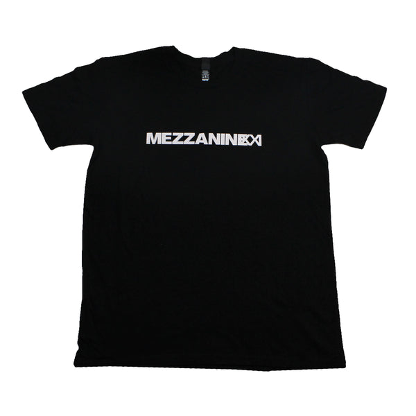 MEZZANINE XXI BLACK 2019 TOUR T-SHIRT