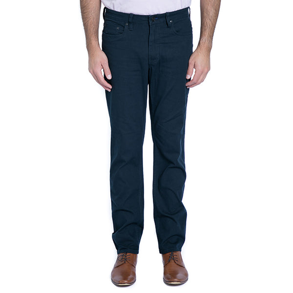 CARNABY CARBON SLIM FIT 5 POCKET PANT