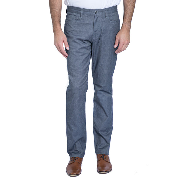 "ENGLISH LAUNDRY BLUE ""BRIXTON"" STRETCH 5 POCKET PANT"