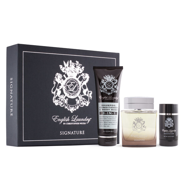 Signature 3pc Gift Set