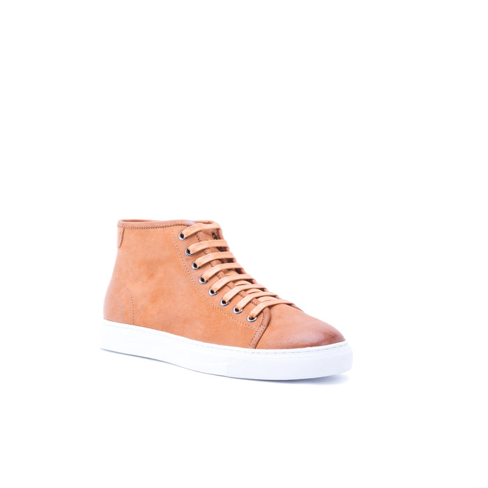 English Laundry Stanley LeatherSneaker, Cognac