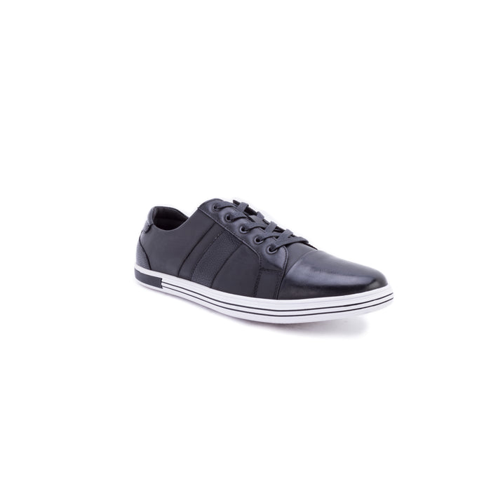 English Laundry Cambridge Leather Sneaker, Black