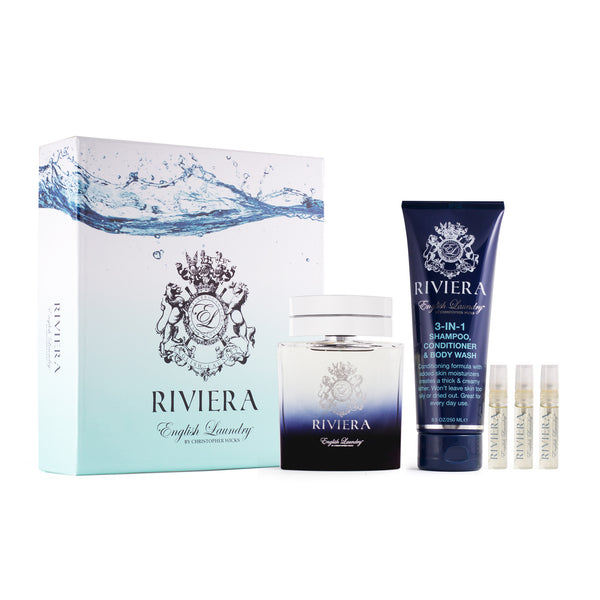 Riviera Eau De Toilette 5pc Gift Set