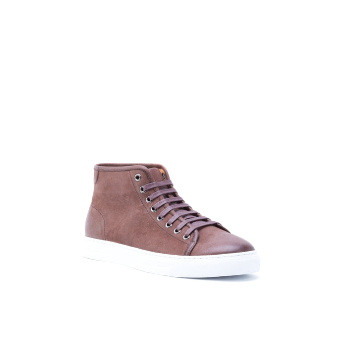 English Laundry Stanley Leather Sneaker, Brown