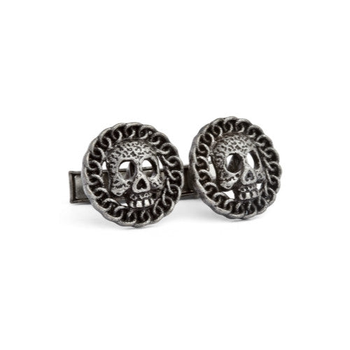 English Laundry Scull cufflinks
