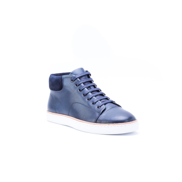 English Laundry Grove High Top Sneaker, Navy