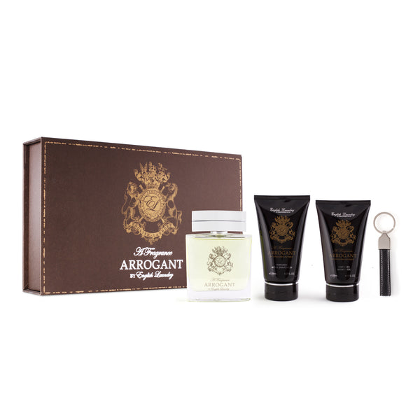 Arrogant 4pc Gift Set