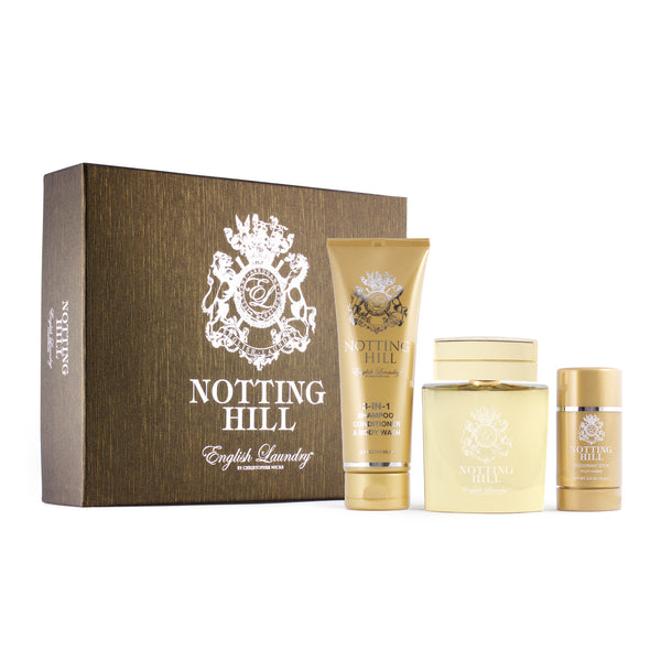 Notting Hill 3pc Gift Set