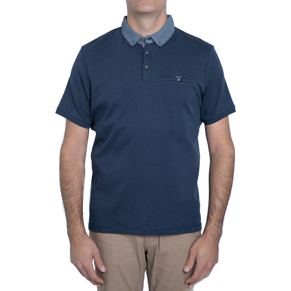English Laundry Navy Polo Shirt