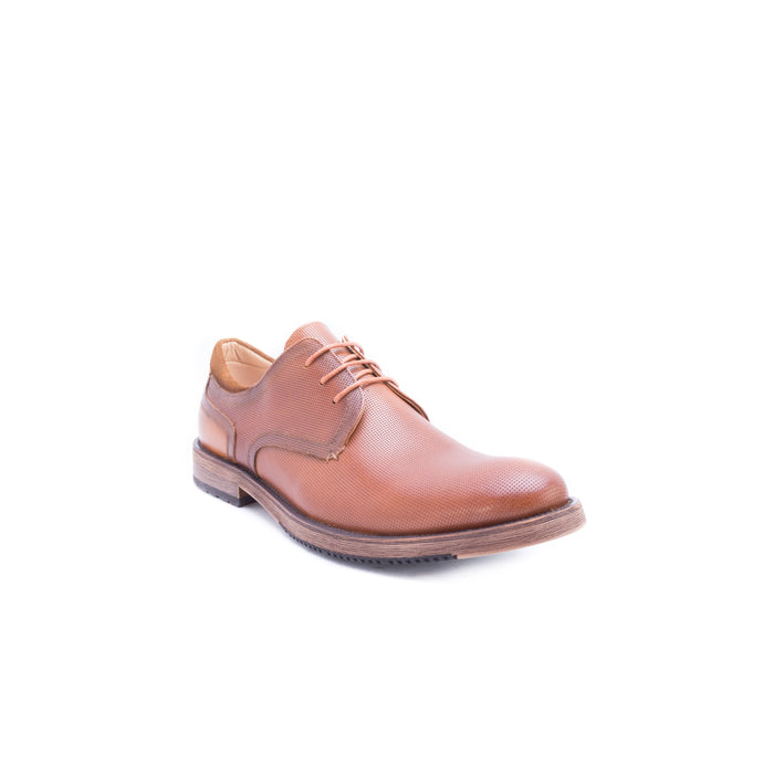 English Laundry Durham Leather Derby Oxford, Cognac