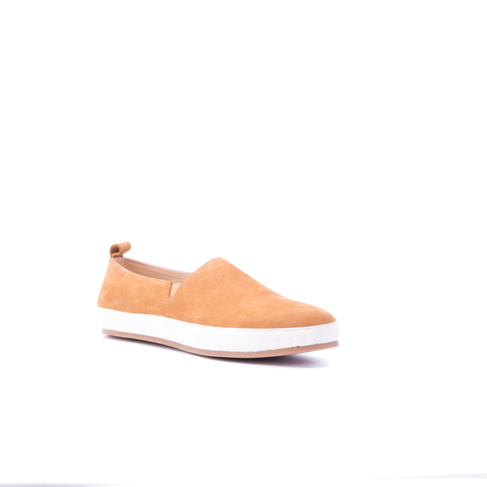 English Laundry Wynne Suede Loafer, Cognac
