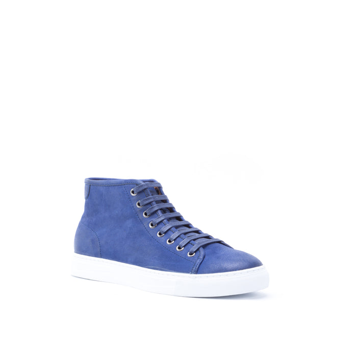 English Laundry Stanley Leather Sneaker, Navy