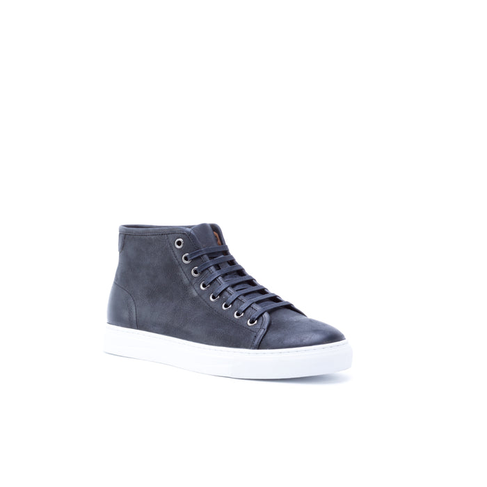 English Laundry Stanley Leather Sneaker, Black