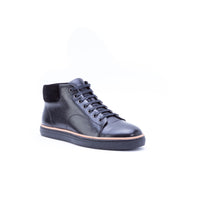 English Laundry Grove High Top Sneaker, Black