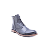 English Laundry Dundee Tall Leather Boot, Black