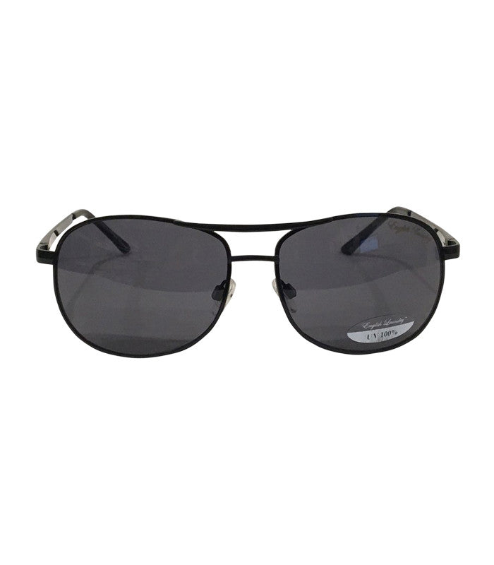 Medium Black Frame/Smoke Lens Sunglasses