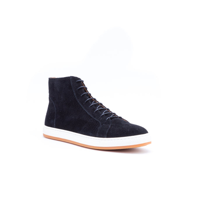 English Laundry Windsor High Top Sneaker, Black