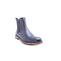 English Laundry Albans Cap Toe Chelsea Boot, Black