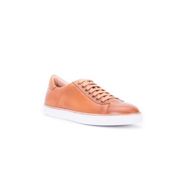 English Laundry Juniper Leather Sneaker, Cognac