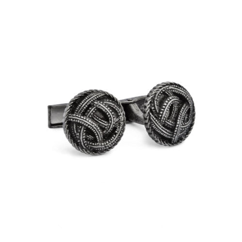English Laundry Twisted cufflinks
