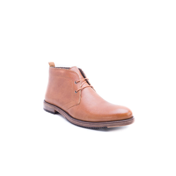 English Laundry Sheffield Leather Chukka Boot, Cognac