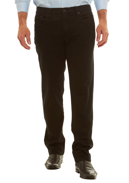CARNABY BLACK ENGLISH LAUNDRY SLIM FIT STRETCH 5 POCKET PANTS