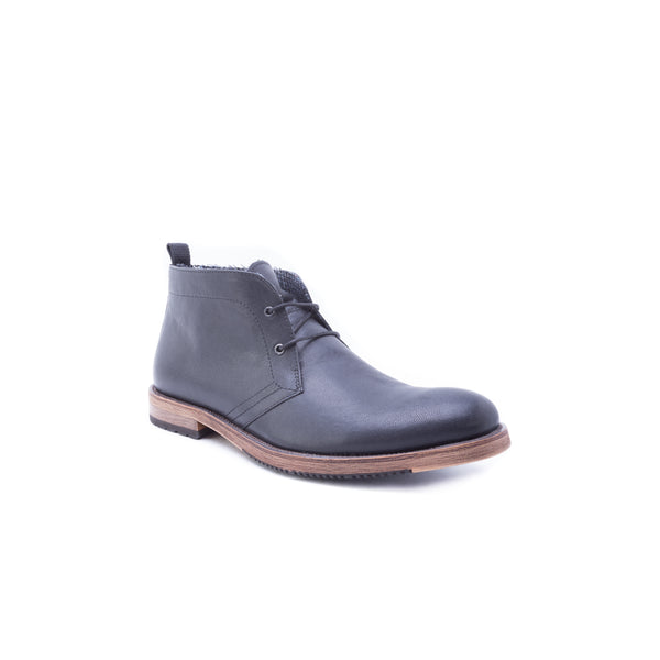 English Laundry Sheffield Leather Chukka Boot, Black