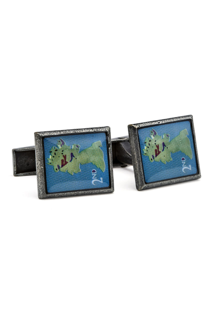 POSTAGE QUEEN CUFFLINKS