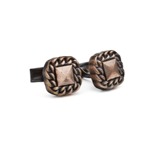 English Laundry Libertarian cufflinks