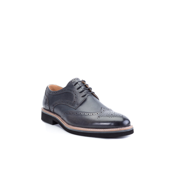 English Laundry Cleave Oxford Dress Shoes, Grey