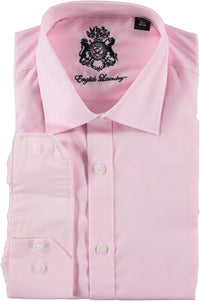 English Laundry Classic Pink Dress Shirt