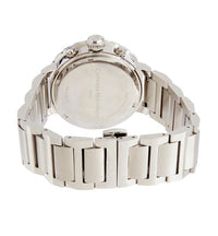 Catherine Malandrino Silver Fashion Watch