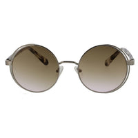 Modern Retro Extreme Caged Round Sunglasses