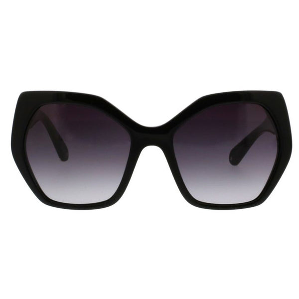 Large Geometric Modern Retro Glam Sunglasses