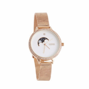 Catherine by Catherine Malandrino Rose Gold Fashion Watch