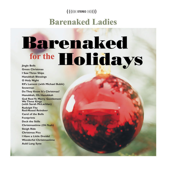 FOR THE HOLIDAYS CD