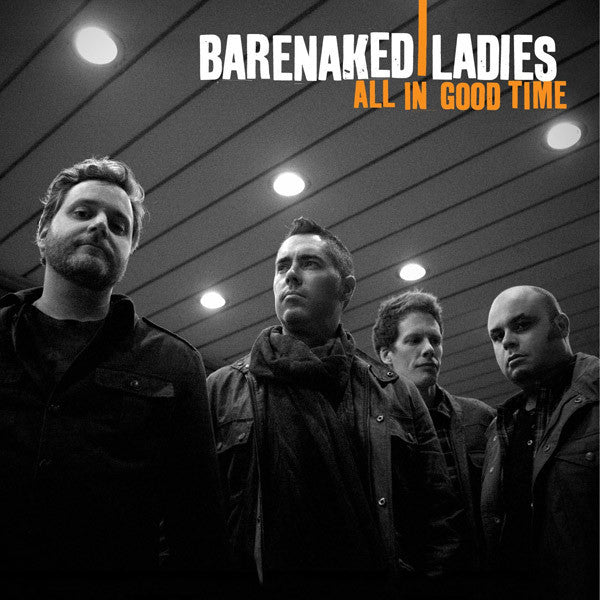 ALL IN GOOD TIME CD