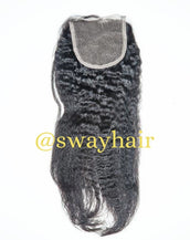 "Lace Closure (4""x4"")"