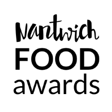 We have been nominated for the 2017 Nantwich Food Awards!