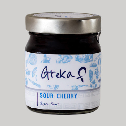 Sour Cherry Spoon Sweet