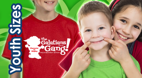 The Galatians Gang!™ T-Shirts