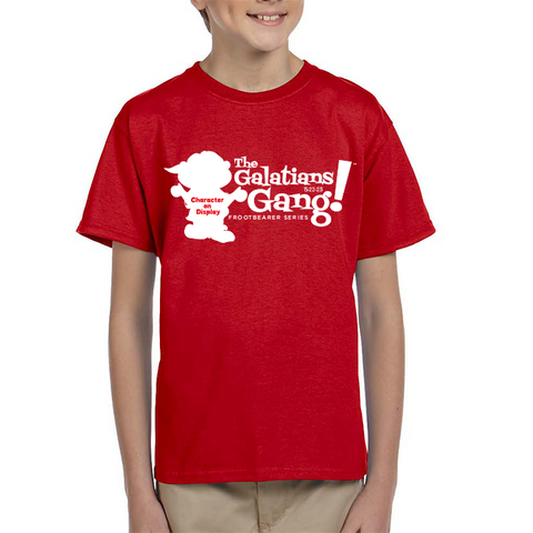 The Galatians 5:22-23 Gang™  Children's T-Shirt