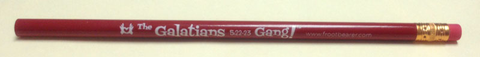 The Galatians 5:22-23 Gang™ Pencils (15-pack)