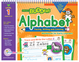 FrootBudders™ Alphabet Workbook for Early Learners (Wire-O)