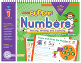 FrootBudders™ Numbers Workbook for Early Learners (Wire-O)