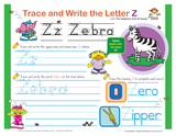 FrootBudders™ Alphabet Workbook for Early Learners (Digital)