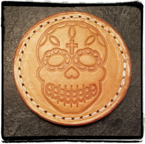 Leather Drink Coaster